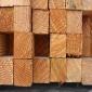 花旗松跳板毛料建筑木方加工厂