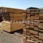 厂家直销 优质白松 铁杉木方条樟子松防寒木方大量库存木方