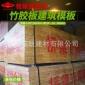 供应竹胶板桥梁专用板建筑模板耐防水覆膜板1036mm厚四八尺竹子板