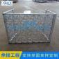 厂家直销 铝合金空调罩外通风防护栏空调外机罩可定制价格实惠