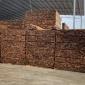 2019全新建筑木方工地松木尺寸均匀大量现货供应